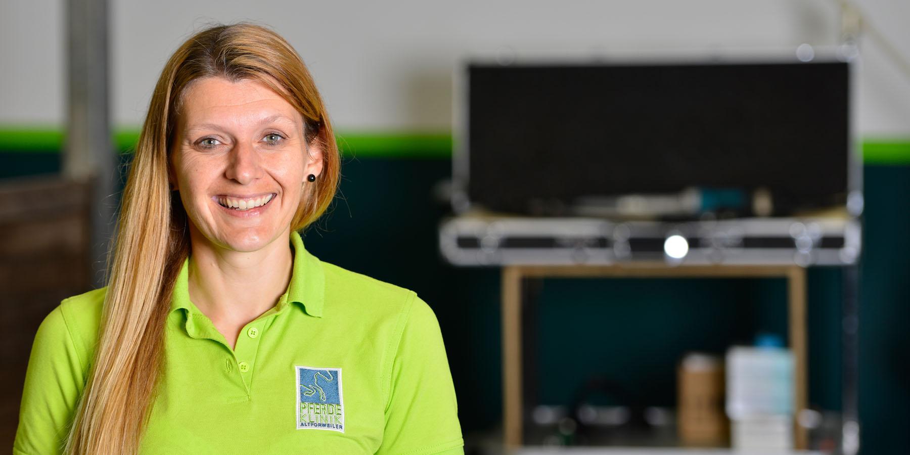 Dr.med.vet. Claudine Anen